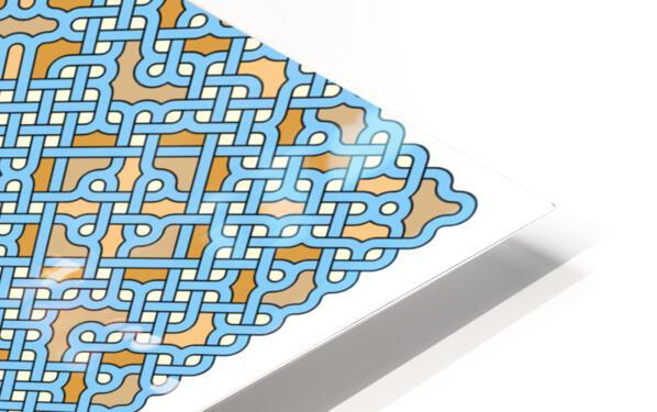 Celtic Maze 5022 HD Sublimation Metal print