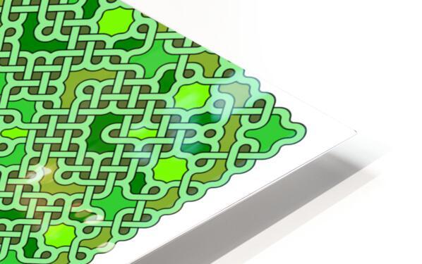 Celtic Maze 5021 HD Sublimation Metal print