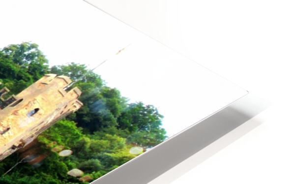 LS055 HD Sublimation Metal print