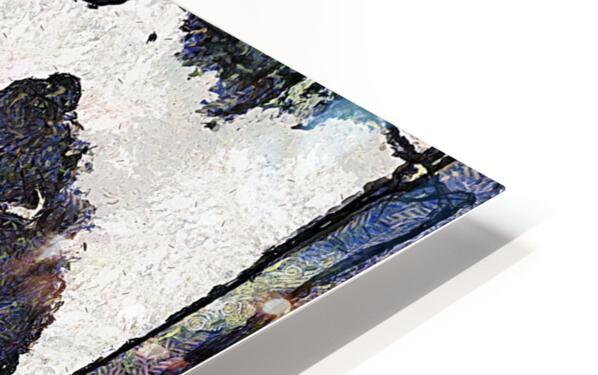 A Captive Mind HD Sublimation Metal print