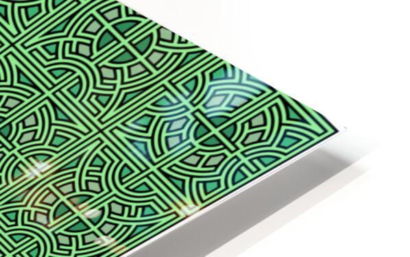 Labyrinth 3611 HD Sublimation Metal print
