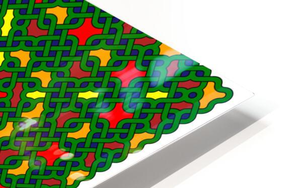 Celtic Maze 5027 HD Sublimation Metal print