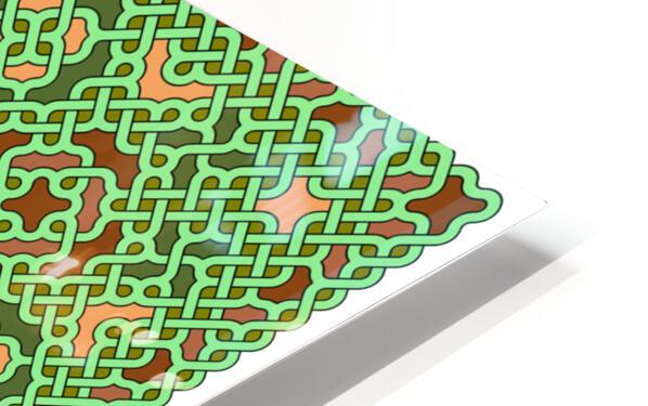 Celtic Maze 5028 HD Sublimation Metal print