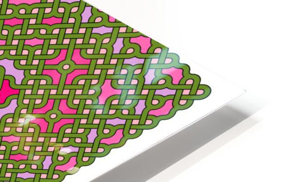 Celtic Maze 5029 HD Sublimation Metal print