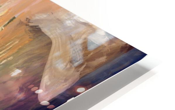 Sideboard HD Sublimation Metal print