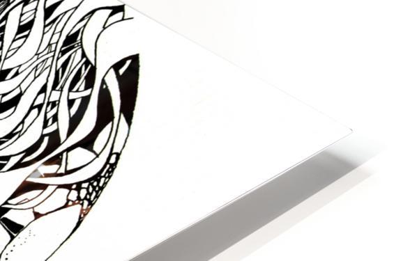 Colibri HD Sublimation Metal print
