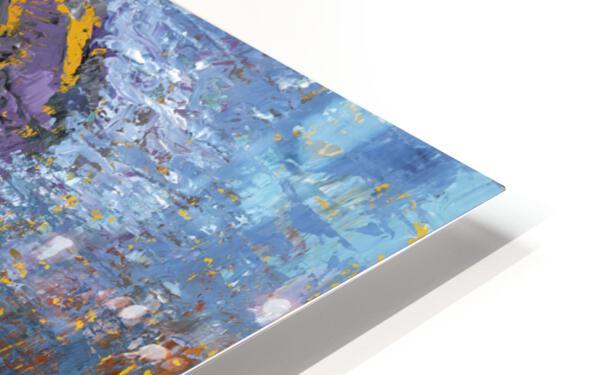 Chesapeake: Flying Embers HD Sublimation Metal print
