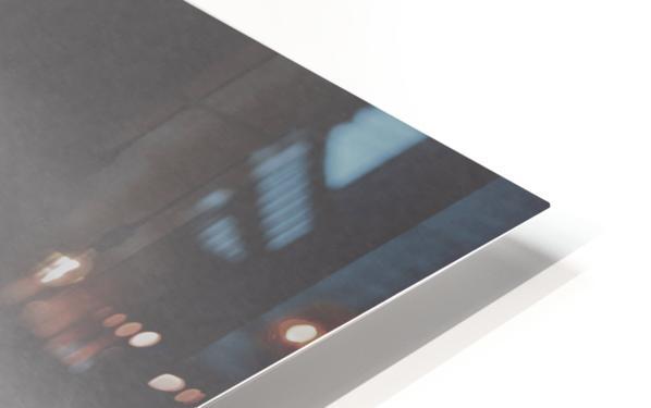 Time HD Sublimation Metal print