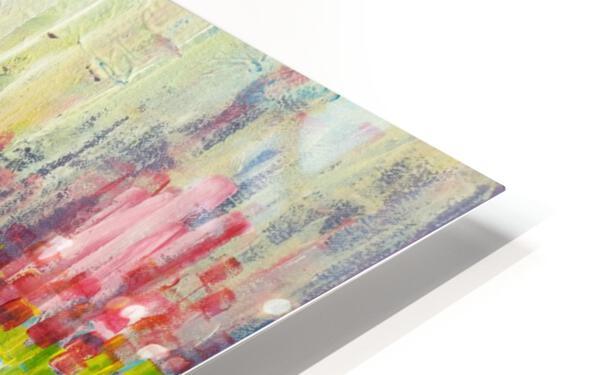Bloom HD Sublimation Metal print