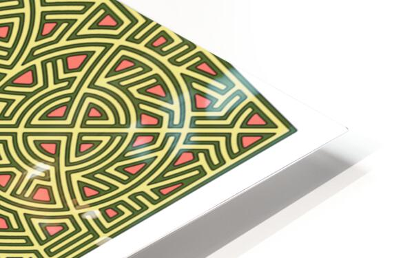 Maze 2808 HD Sublimation Metal print