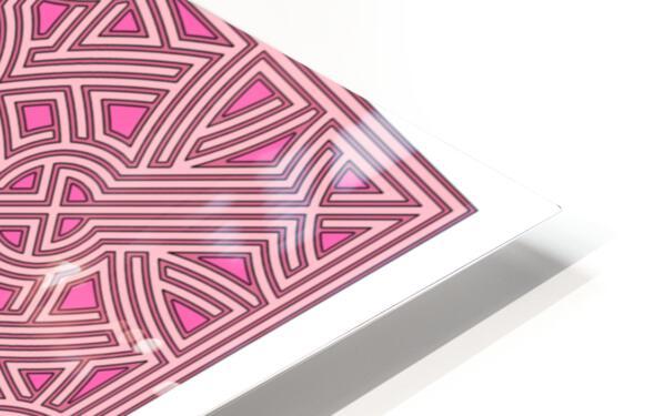 Maze 2823 HD Sublimation Metal print