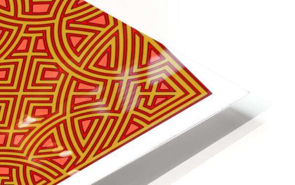 Maze 2811 HD Sublimation Metal print