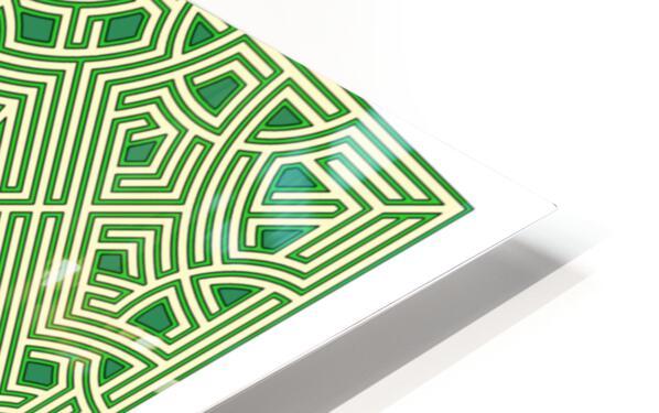 Maze 2821 HD Sublimation Metal print