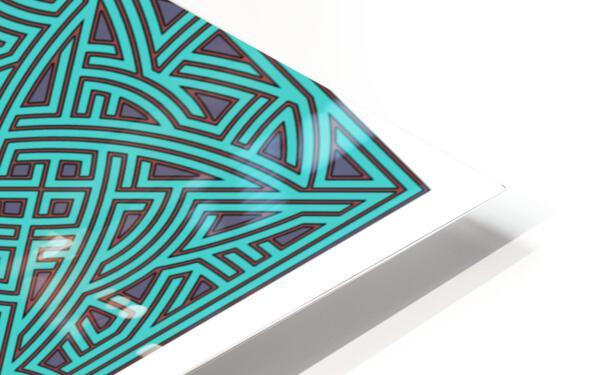 Maze 2896 HD Sublimation Metal print