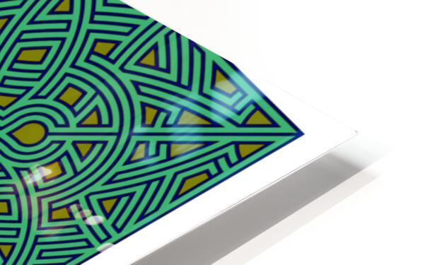 Maze 2854 HD Sublimation Metal print