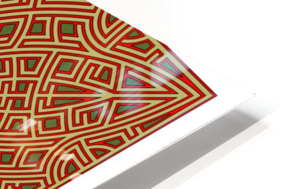 Maze 2832 HD Sublimation Metal print