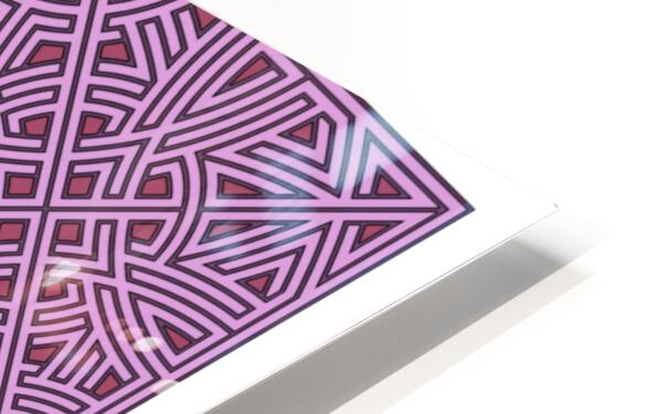 Maze 2876 HD Sublimation Metal print