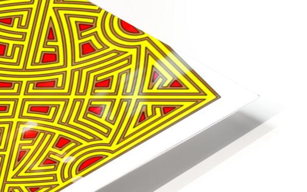 Maze 2816 HD Sublimation Metal print