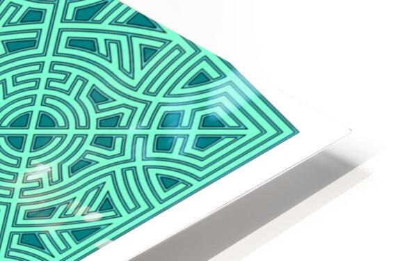 Maze 2835 HD Sublimation Metal print