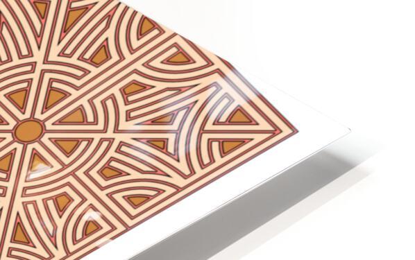 Maze 2846 HD Sublimation Metal print