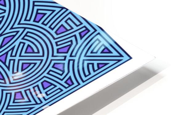 Maze 2839 HD Sublimation Metal print
