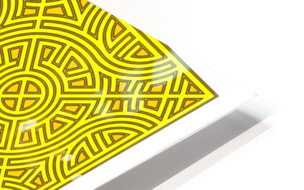 Maze 2880 HD Sublimation Metal print