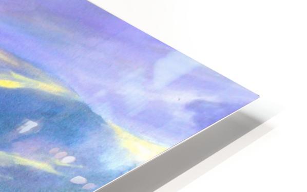 Moeciu landscape  HD Sublimation Metal print