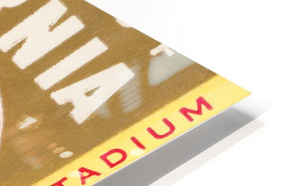1962 Stanford Indians vs. USC Trojans HD Sublimation Metal print
