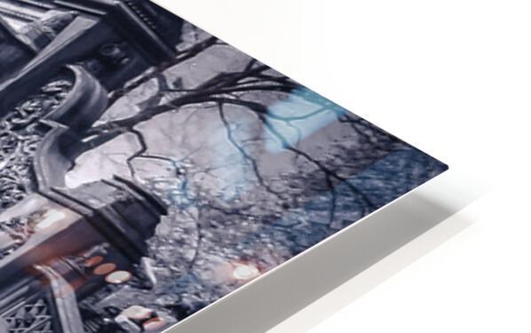 Bethesda Man2 HD Sublimation Metal print