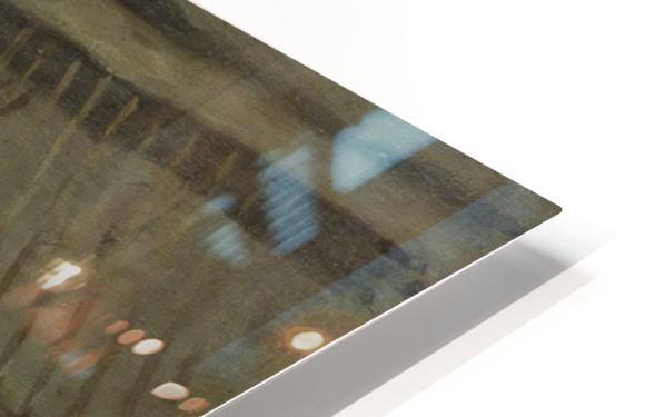 Stalinterieur HD Sublimation Metal print