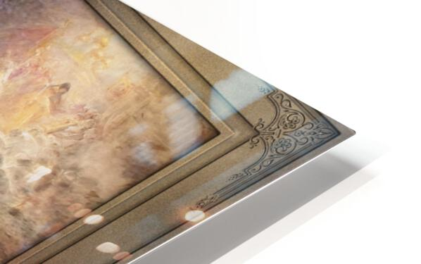 Ivan Susanin by Konstantin Makovsky Classical Fine Art Xzendor7 Old Masters Reproductions HD Sublimation Metal print