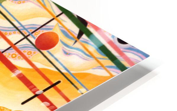 1987 09  HD Sublimation Metal print