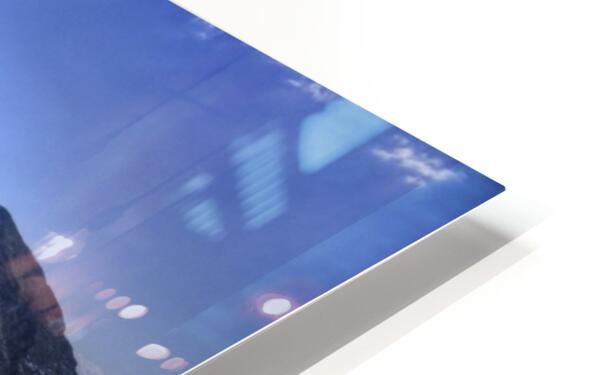 positano HD Sublimation Metal print