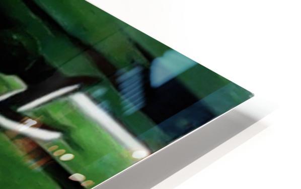 Instant Season HD Sublimation Metal print
