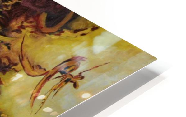 The Biblical Journey HD Sublimation Metal print
