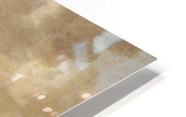 View of Dordrecht HD Sublimation Metal print