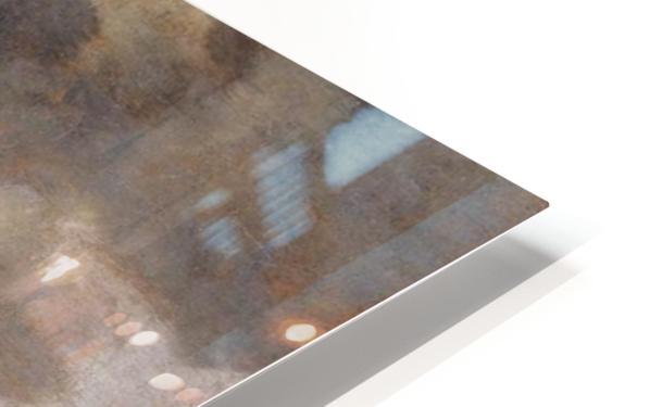 View of the Haarlemmermeer HD Sublimation Metal print