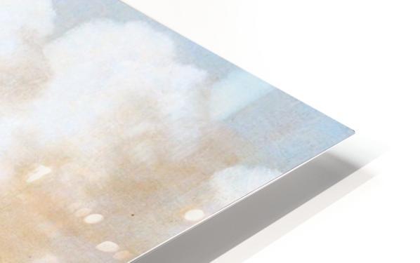 Riverscape Sun HD Sublimation Metal print