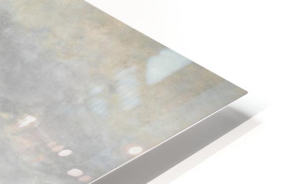Lastning vid stranden HD Sublimation Metal print