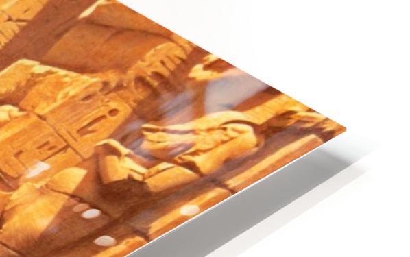 The Snake Charmer HD Sublimation Metal print