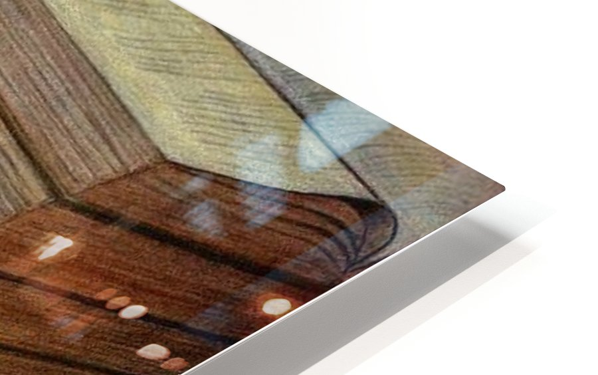 Disable HD Sublimation Metal print