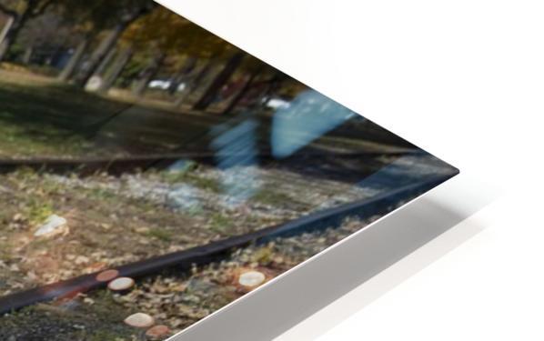 Tracks HD Sublimation Metal print