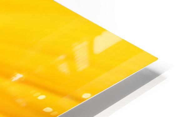 Sunflower HD Sublimation Metal print