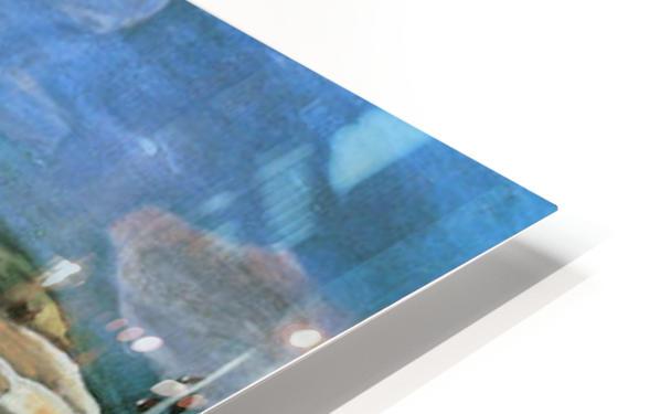 Hiddensoe by Walter Gramatte HD Sublimation Metal print