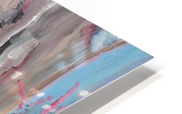 Twins HD Sublimation Metal print