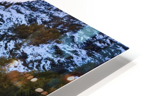 Valnontey torrent, Gran Paradiso National Park; Italy HD Sublimation Metal print
