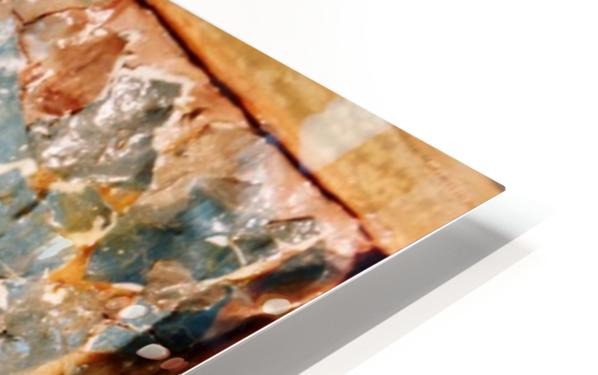 Consequenze della guerra HD Sublimation Metal print