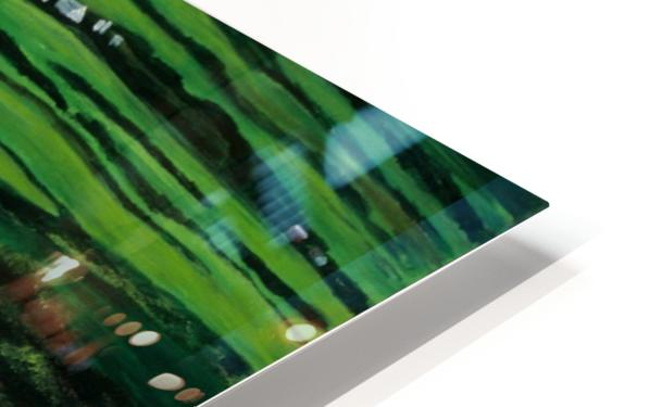 IRELAND VILLAGE HD Sublimation Metal print