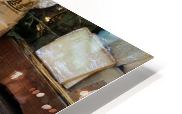 say cheese HD Sublimation Metal print