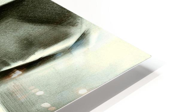 Nude - 23-01-16 HD Sublimation Metal print